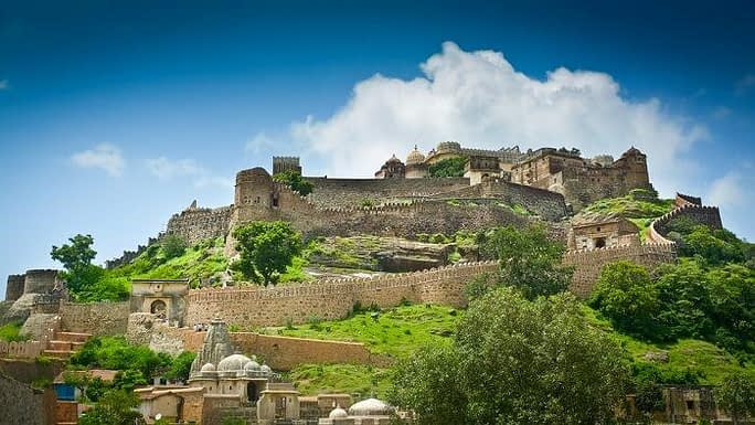 Rajasthan Kumbhalgarh Fort