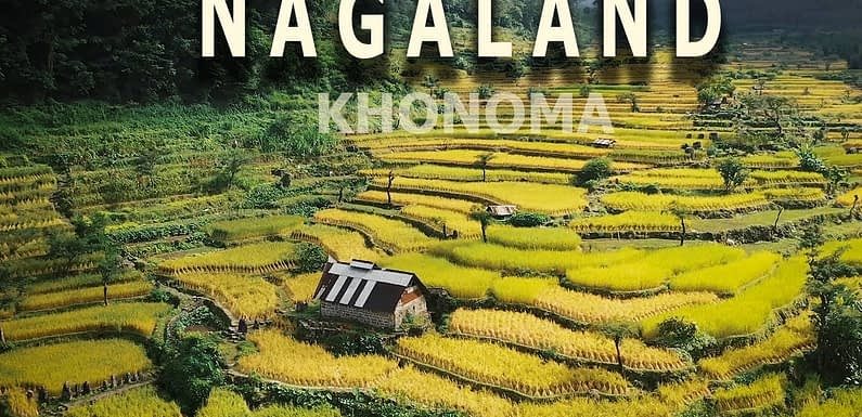 SECESSIONIST MOVEMENT TO FORMATION OF  NAGALAND