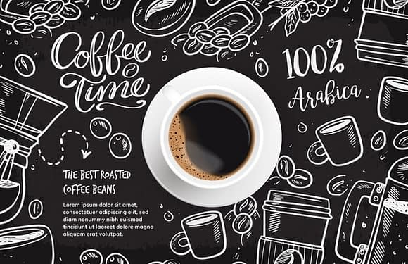 COFFEE IS THE BEAUTY BOOSTER!