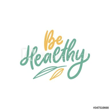 BENEFITS OF BEING HEALTHY AND FIT!