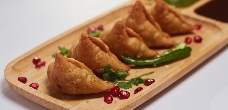 The Delicious Rabdi Samosa Recipe